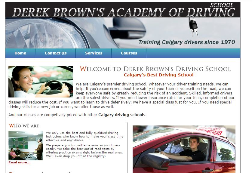 driver instructor training calgary