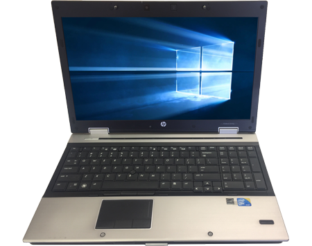 HP Elite Book 8540p
