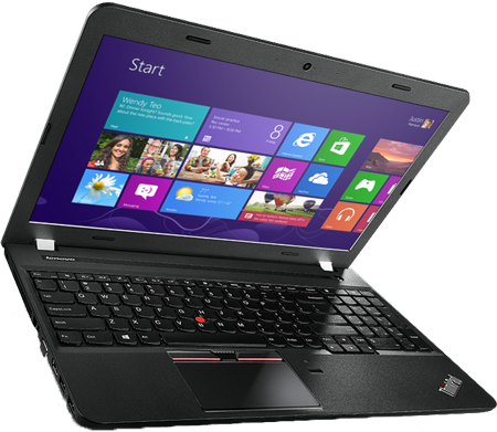 Lenovo laptop Thinkpad e550