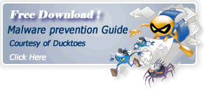 Download our free Malwareguide