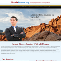 Nevada Divorce